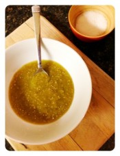Quick & Easy Tomatillo Salso