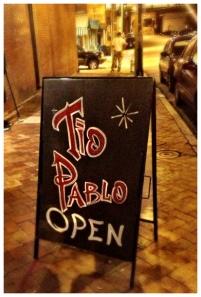 tio pablo open