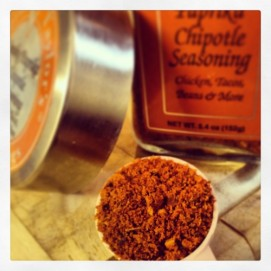 Smokey Paprika and Chipotle Seasoning