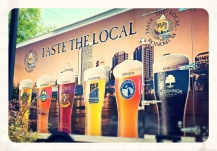 Taste the Local was in full force!
